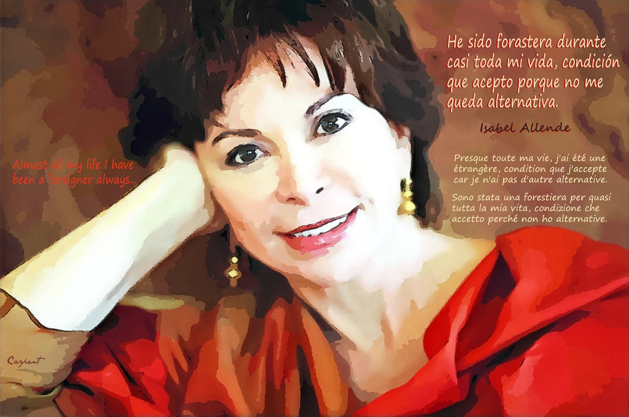 Isabel Allende's quote #3