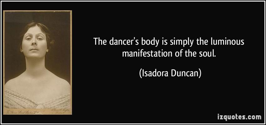 Isadora Duncan's quote #3