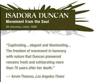 Isadora Duncan's quote #4