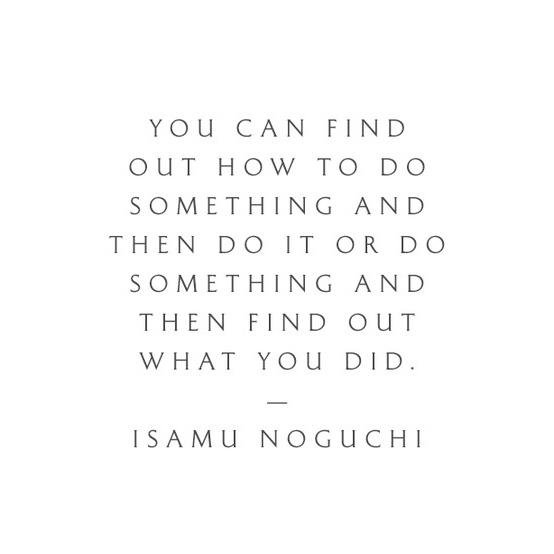 Isamu Noguchi's quote #1