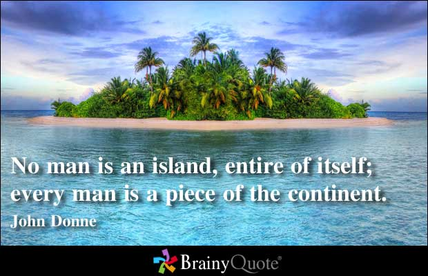 Famous quotes about \'Island\' - Sualci Quotes 2019