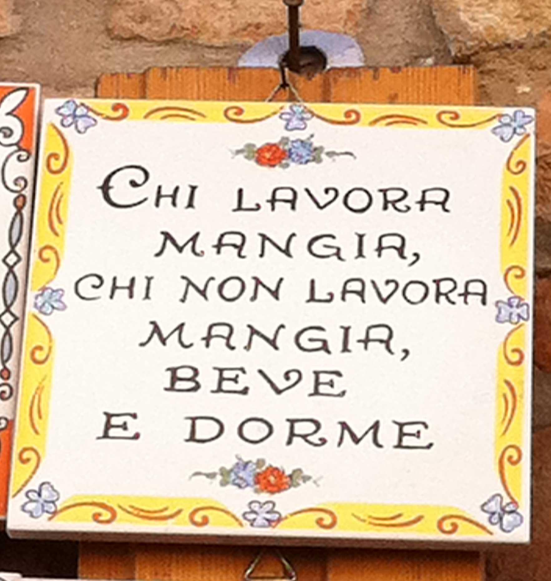 Italian Food quote #1