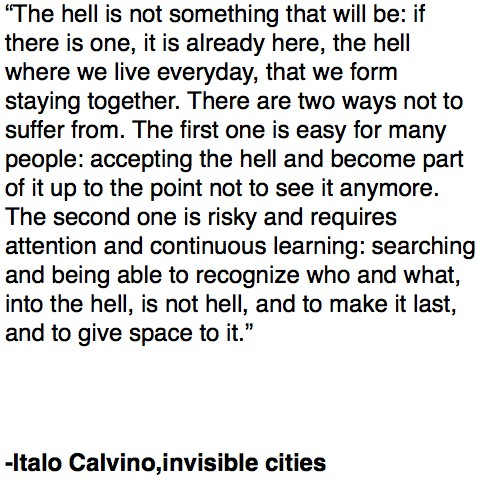 Italo Calvino's quote #3