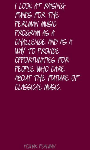 Itzhak Perlman's quote #8