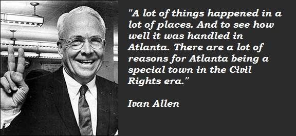 Ivan Allen's quote #1