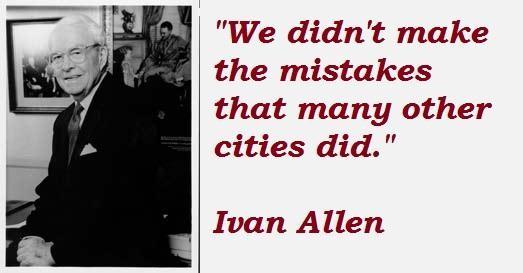 Ivan Allen's quote #2