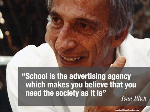 Ivan Illich's quote #2