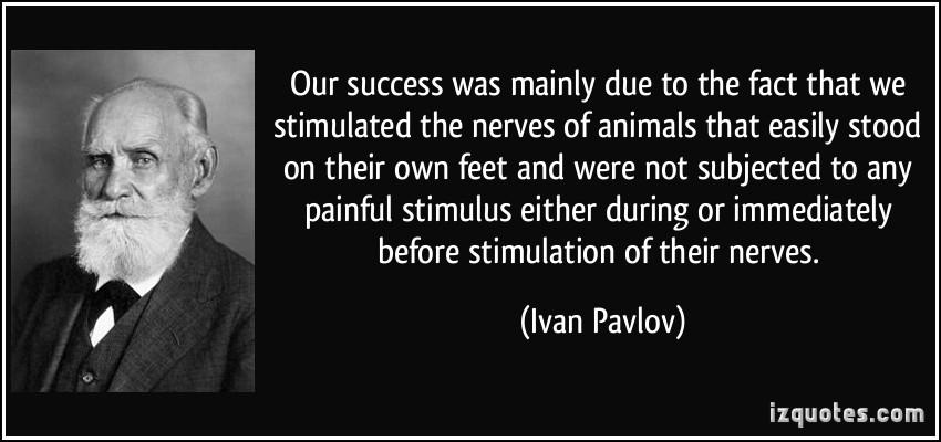 Ivan Pavlov's quote #1