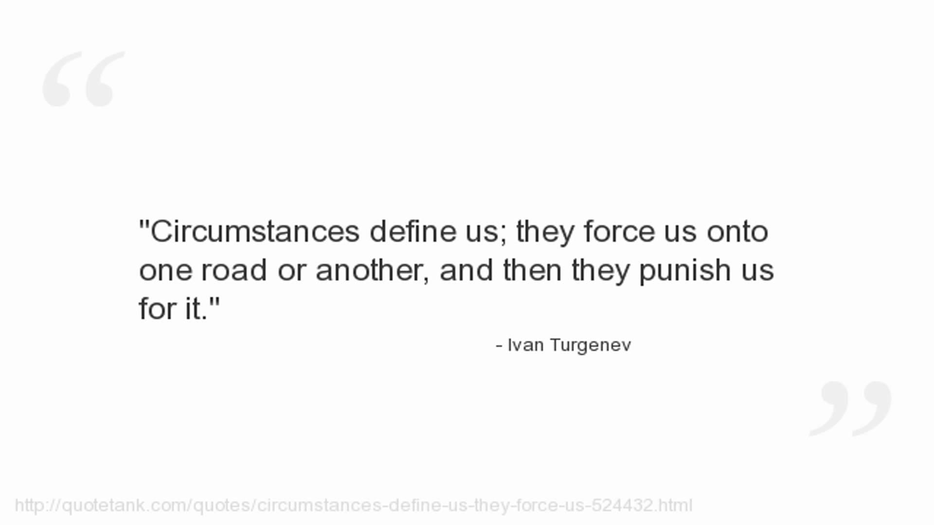 Ivan Turgenev's quote #2