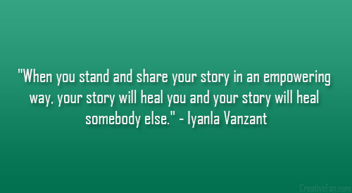 Iyanla Vanzant's quote
