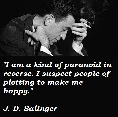 J. D. Salinger's quote #6