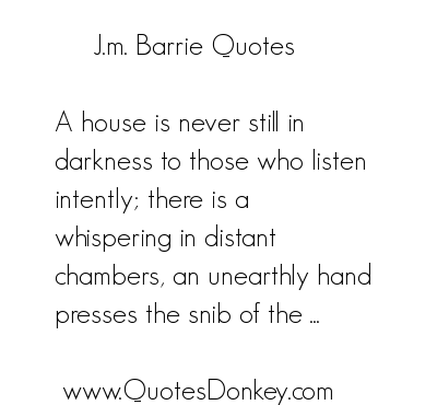 J. M. Barrie's quote #2
