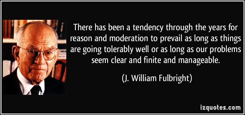 J. William Fulbright's quote #6
