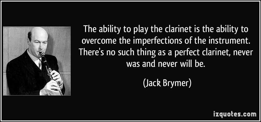 Jack Brymer's quote #1