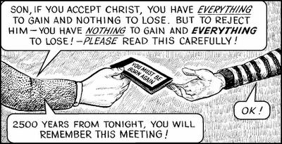 Jack Chick's quote #1