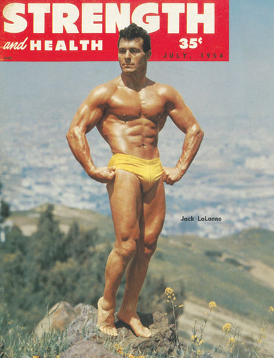 Jack LaLanne's quote #1