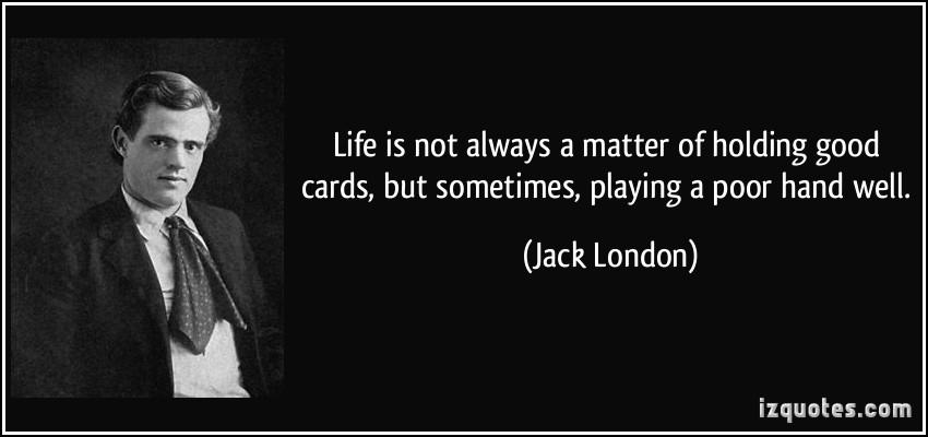 Jack London's quote #5