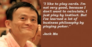 Jack Ma's quote #3