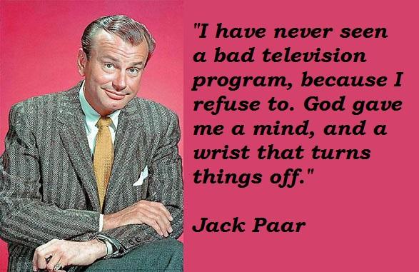 Jack Paar's quote #2