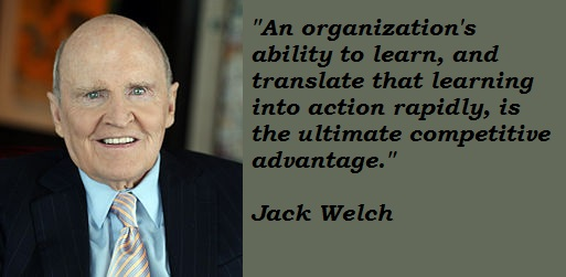 Jack Welch's quote #8