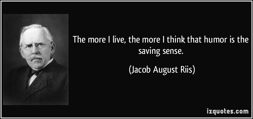 Jacob August Riis's quote #1