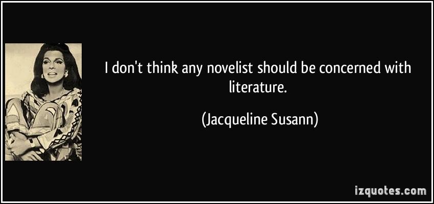 Jacqueline Susann's quote #2