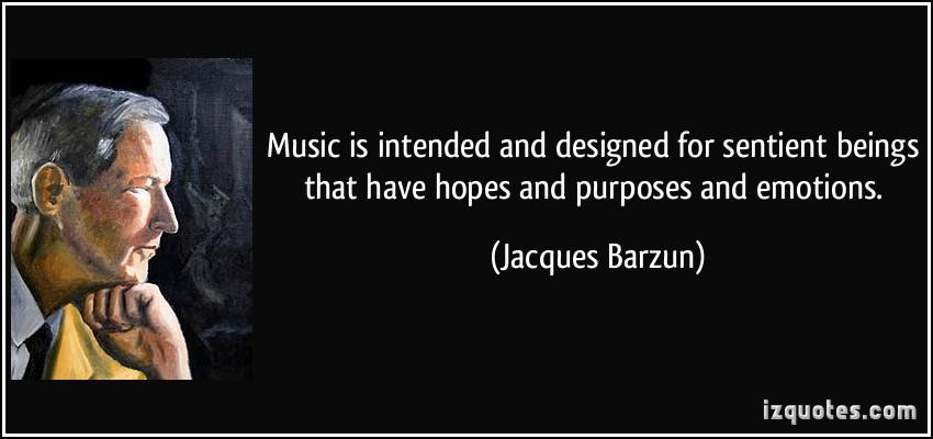 Jacques Barzun's quote #3