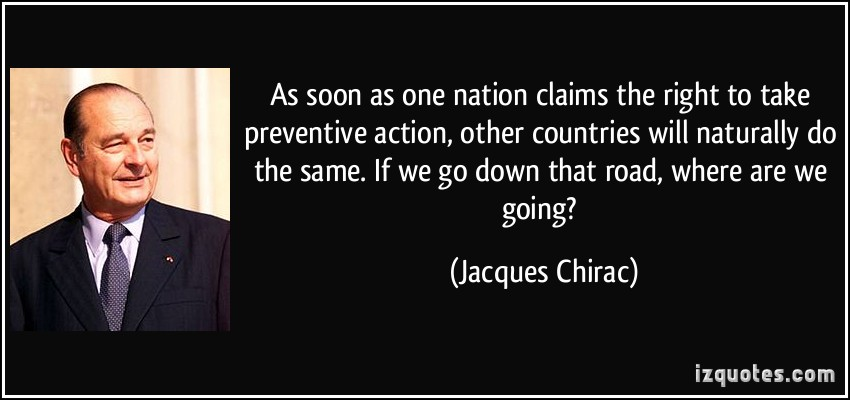 Jacques Chirac's quote #3
