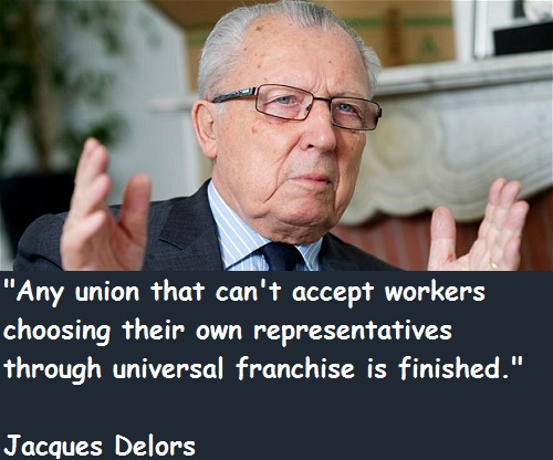Jacques Delors's quote #2
