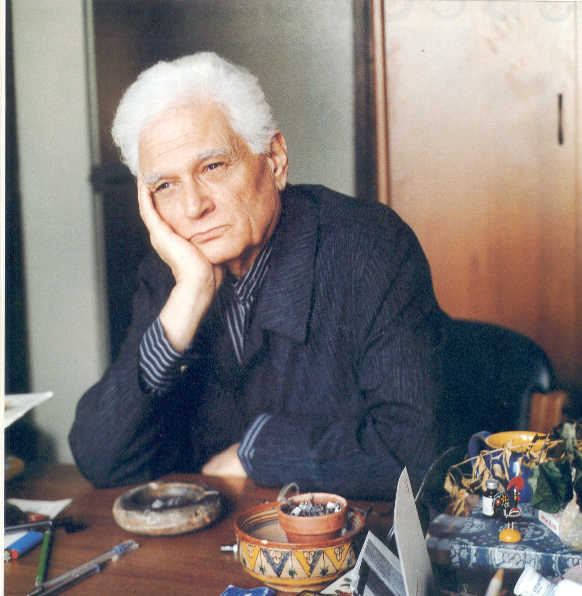 Jacques Derrida's quote #4