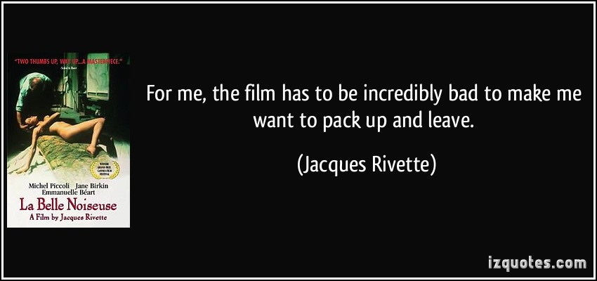 Jacques Rivette's quote #1