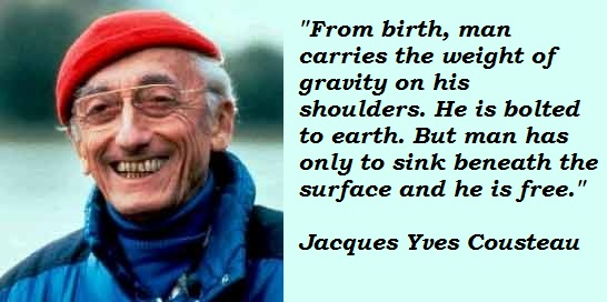 Jacques Yves Cousteau's quote #4