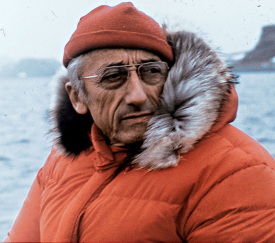 Jacques Yves Cousteau's quote #1