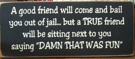Jail quote #7