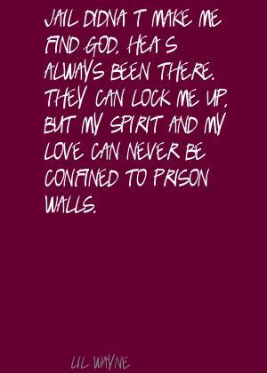 Jail quote #8