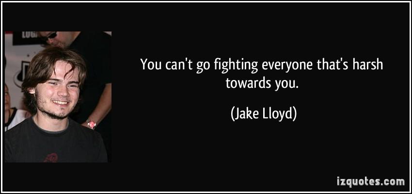 Jake Lloyd's quote #4