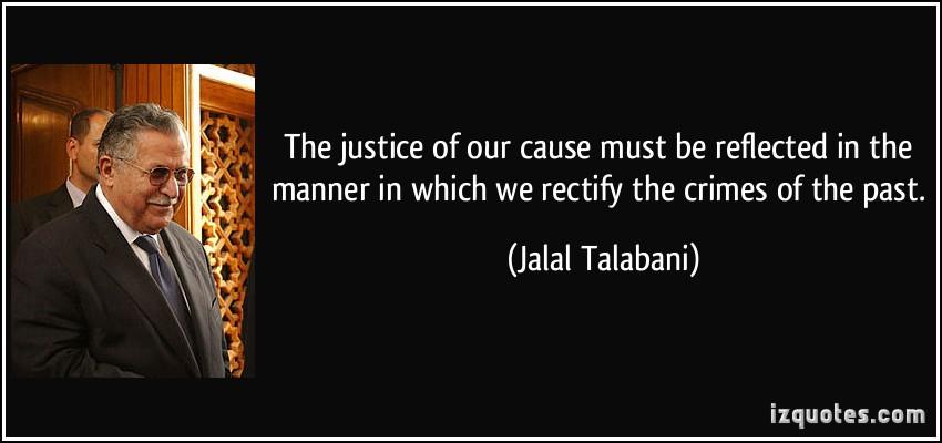 Jalal Talabani's quote #2