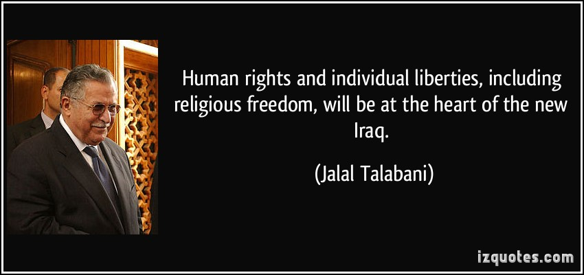 Jalal Talabani's quote #5