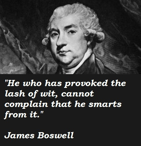 James Boswell's quote #5