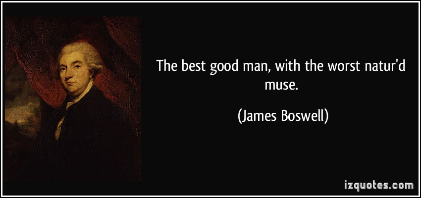 James Boswell's quote #4