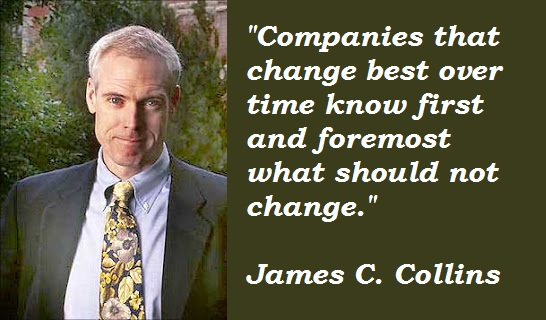 James C. Collins's quote #1