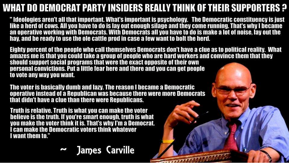 James Carville's quote #3
