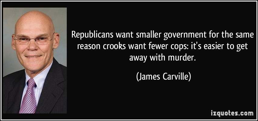 James Carville's quote #5