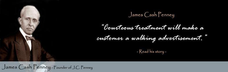 James Cash Penney's quote #4