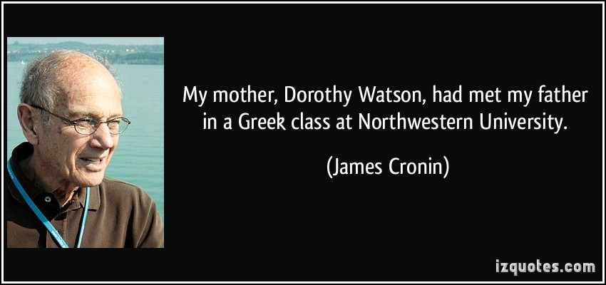 James Cronin's quote #6