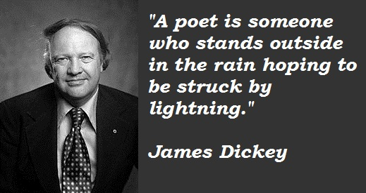 James Dickey's quote #1
