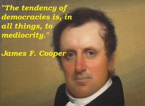 James F. Cooper's quote #3