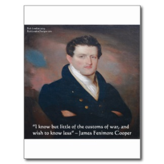 James F. Cooper's quote #7