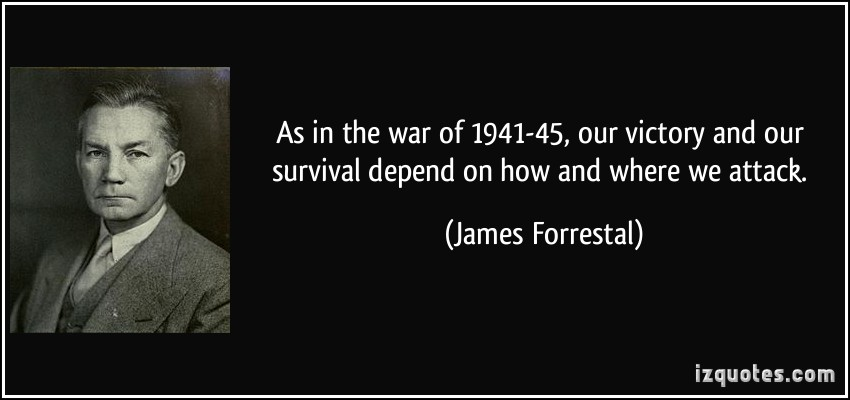 James Forrestal's quote #4