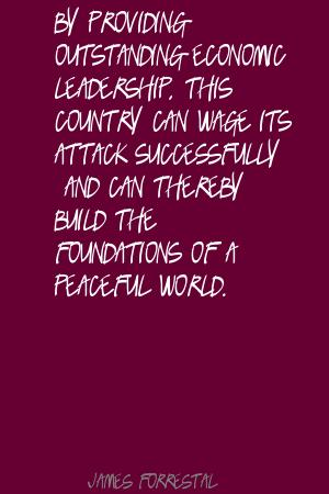 James Forrestal's quote #2